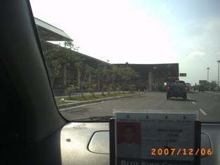 Naik Taxi dari Tunjungan Plaza ke Bandara Juanda