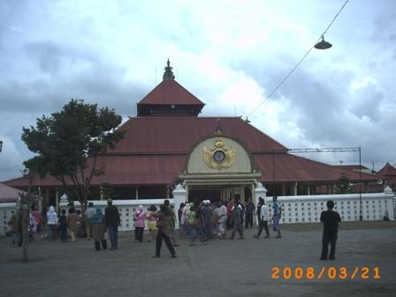 Masjid Ghede di Kauman Yogyakarta