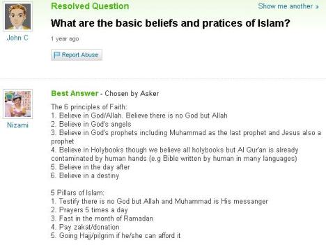 Yahoo Best Answer