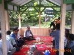 Makan Siang di Rumah Pemimpin PonpesRancabango