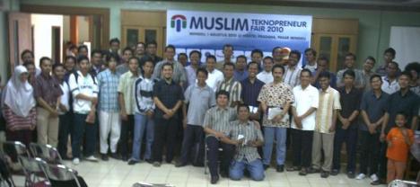 Muslim Teknopreneur Fair 1 Agustus 2010