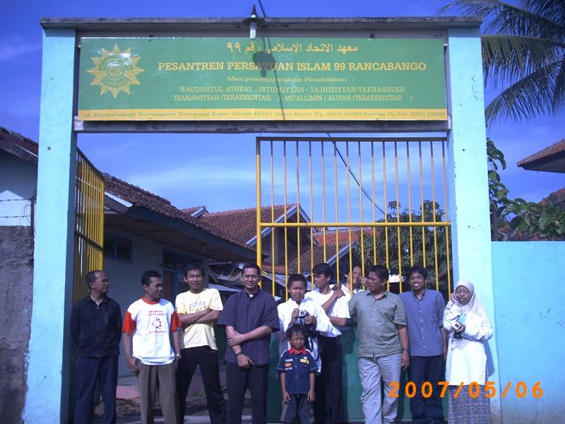 MIFTA di Pondok Pesantren Rancabango