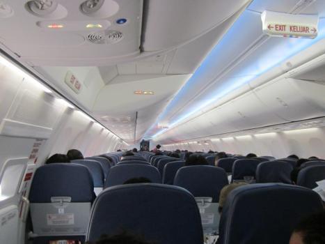 Suasana Pesawat