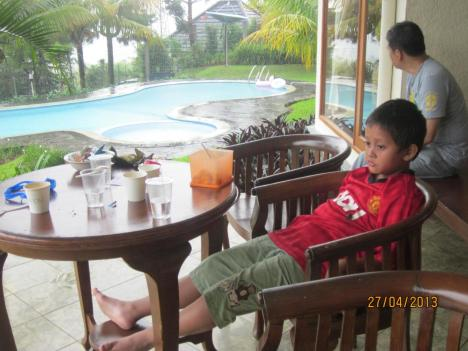 Foto Irfan Anakku