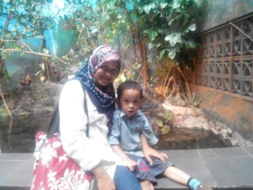 TMII Yusuf dan mama