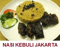 Jual Nasi Kebuli