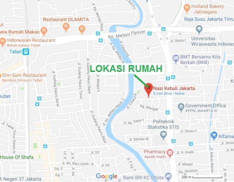 LOKASIRUMAH
